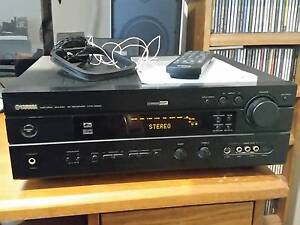 Yamaha HTR-5560 6.1 AV Receiver West Leederville Cambridge Area Preview