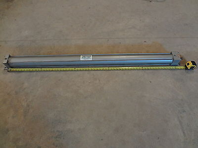 Sheffer Hydraulic Cylinder 3.25 Bore. Approx 60 Long Model 3.25mafb560c