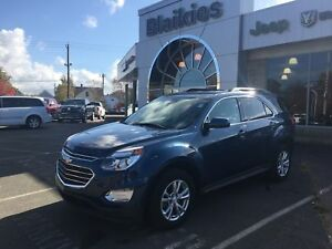 2016 Chevrolet Equinox LT | AWD | HEATED SEATS | BACK UP CAM |