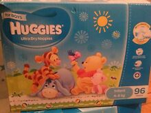 Huggies ultra dry nappies, infant 4-8kg Glenelg South Holdfast Bay Preview