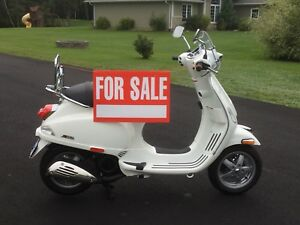 2008 Vespa S150 for sale