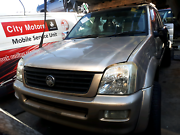 Holden rodeo 2006  for wrecking Malaga Swan Area Preview