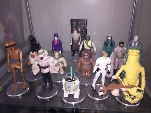 Power of the force 1985 Star Wars last 17