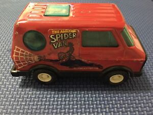 Buddy L 1984 Spidervan For Sale