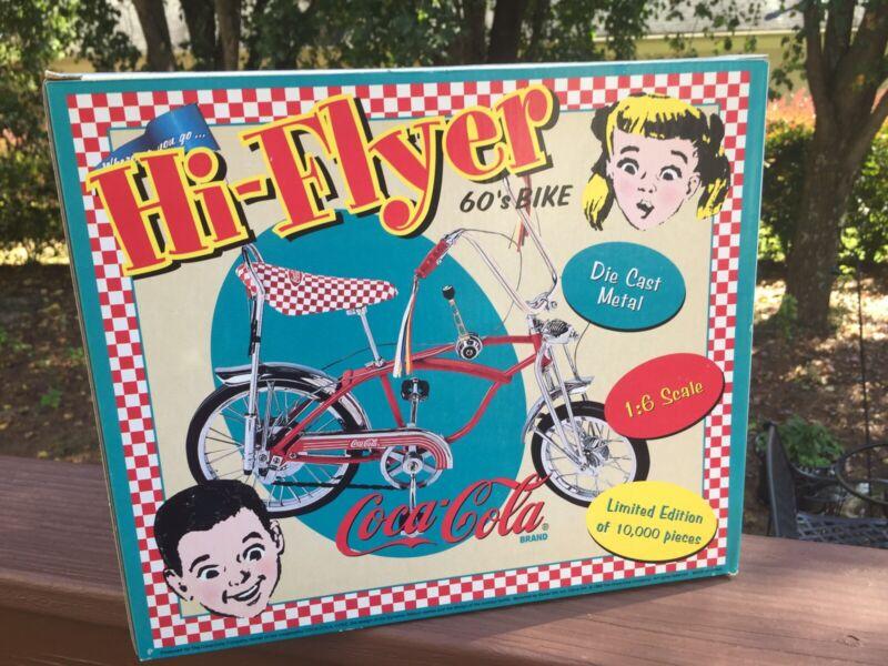 Coca Cola HI-FLYER Die Cast 60