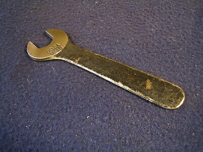 Vintage 916 602a Machinist Lathe Tool Post Wrench Usa Clausing Atlas Billings