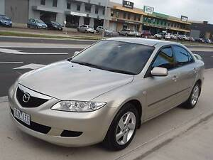 2004 Mazda Mazda6 Hatchback Footscray Maribyrnong Area Preview