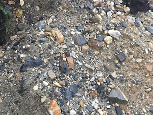 Yukon gold claim for sale - white channel gravel
