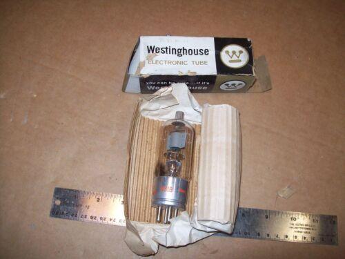 NEW WESTINGHOUSE 481B RECTIFIER TUBE RADIO PART  P374