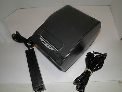 Star Tsp700ii 743iic Thermal Pos Receipt Printer Parallel With Power Supply