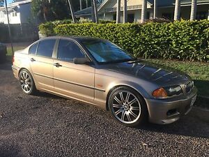 2000 BMW e46 318i Automatic Sedan Townsville Townsville City Preview