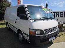2000 Toyota Hiace DIESEL VAN (JUST PIT PASSED) Wangara Wanneroo Area Preview