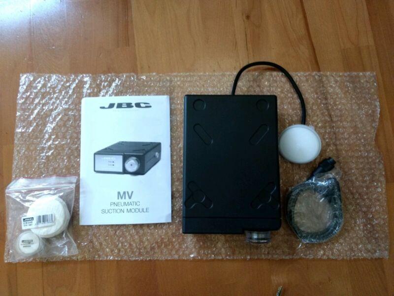 JBC Tools MV-A Pneumatic Suction Module for DI, DD, DDR, & DM Control Units -New