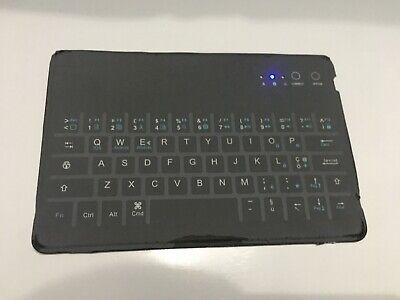Saatchitech - Mini tastiera Bluetooth portatile ultrasottile