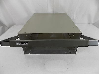Leader Lbo-516 Oscilloscope Case W Handle