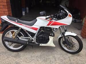 1985 Honda CBX250 Learner legal Newcastle Newcastle Area Preview