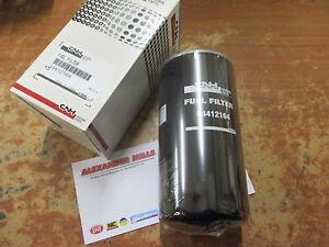 Case IH Tractor GENUINE Fuel Filter Case MXU Maxxum Puma Steyr Tractors 84412164
