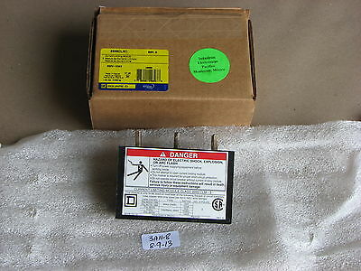 New Nib Square D Schneider Current Limiting Module 9999clm3 Ser A