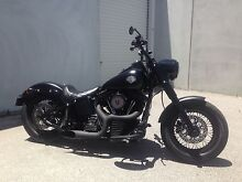 2013 harley Softail slim Padbury Joondalup Area Preview