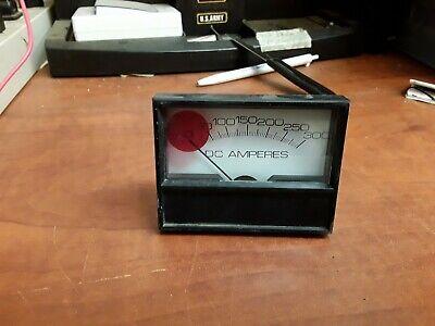 Dc Ampers Amp Meter Prime