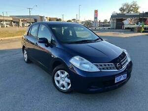 2009 Nissan Tiida ST C11 MY07 4D SEDAN ENGINE 4 Cylinders 1.8 Lit Welshpool Canning Area Preview