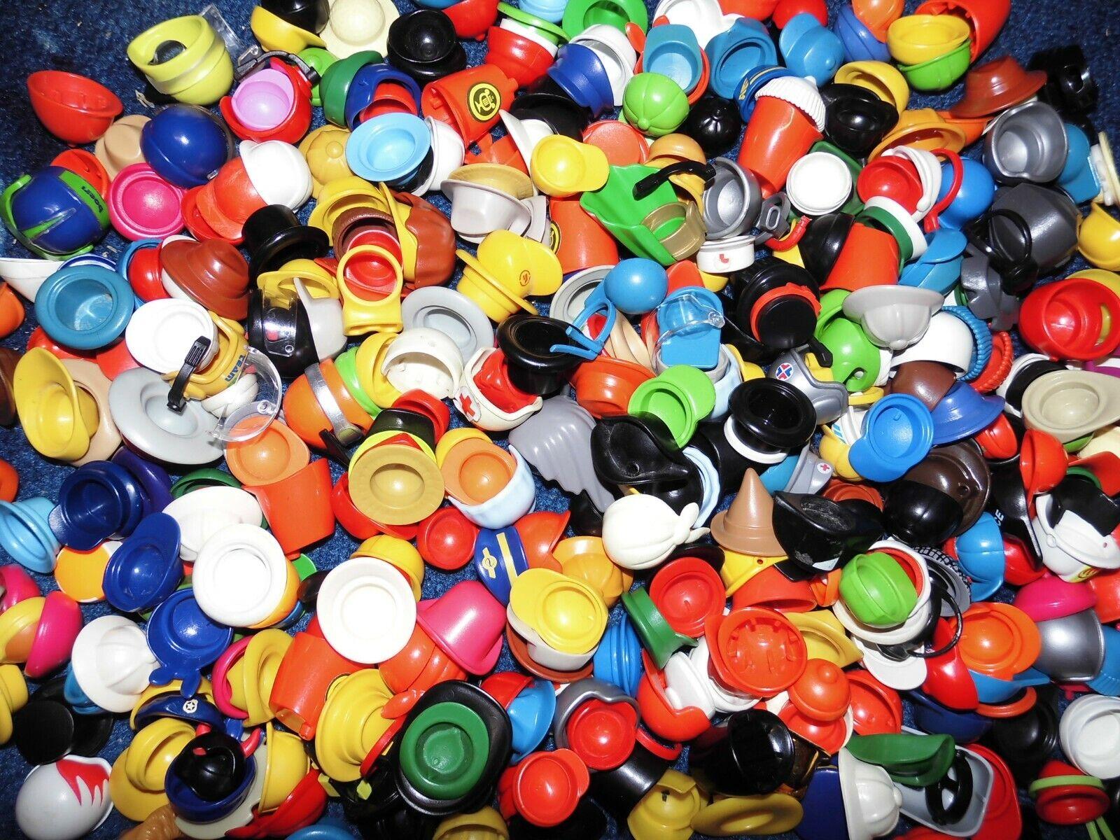 Playmobil - Kopfbedeckungen #1- Hüte / Mützen / Caps - aussuchen