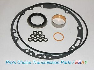 **COMPLETE** Front Pump Reseal Kit with Bushing---Fits E4OD/ 4R100 Transmissions