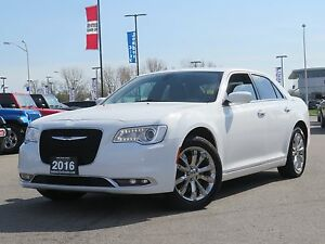 2016 Chrysler 300 Limited! Accident Free!