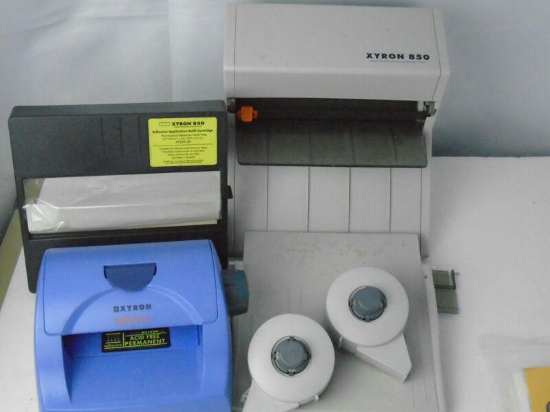 Xyron 850 Laminating Adhesive Machine