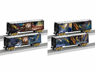 LIONEL  6-83645 The Polar Express Boxcar 2-Pack- 2016 BRAND NEW FACTORY SEALED