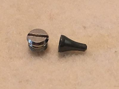 1 New Old Stock Garcia Mitchell 300 308 408 Fishing Reel Line Guide Screw 81053