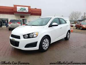 *2012 CHEVROLET SONIC AUTOMATIC, 6 MONTH WARRANTY & INSPECTION *