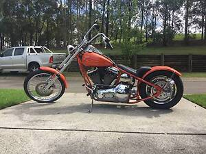 HARLEY DAVIDSON CUSTOM CHOPPER Camden Camden Area Preview