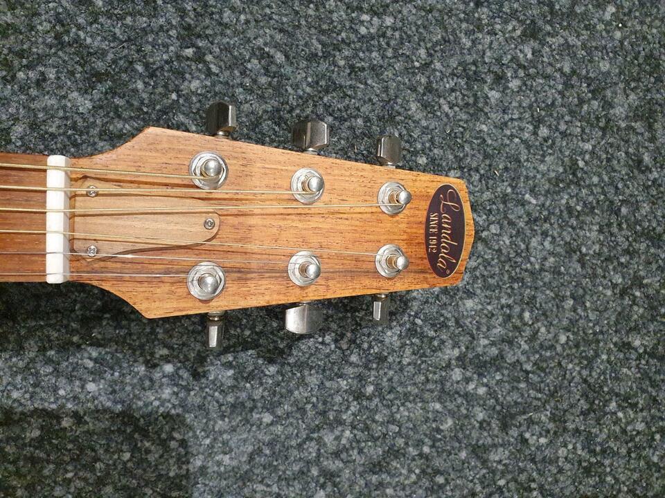 Westerngitarre Landola DE5000 Mit Tonabnehmer in Hannover