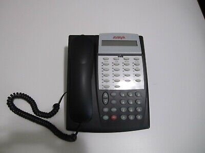 Avaya Partner 18d Phone Series 2 Telephone Black