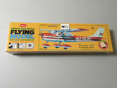 Guillow's Cessna 150 Holzbausatz Lasercut  Guillow Guillows KIT 309 LC