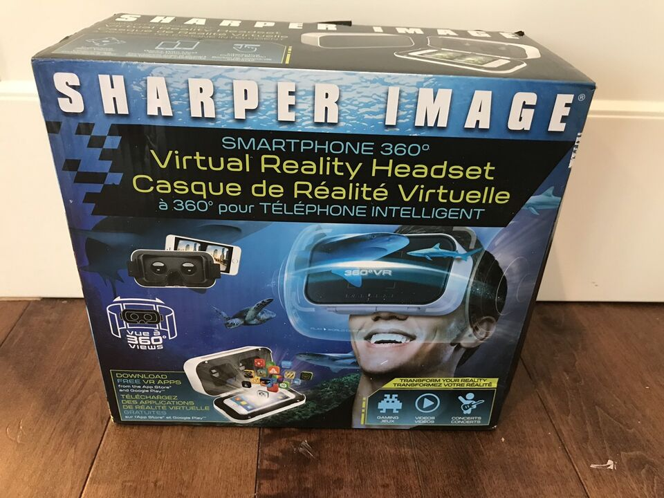 Price Reduced By 50 New In Box Virtual Reality Headset General