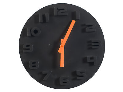 HOME Clock Wall A Batteries Round Ass30 Complements House