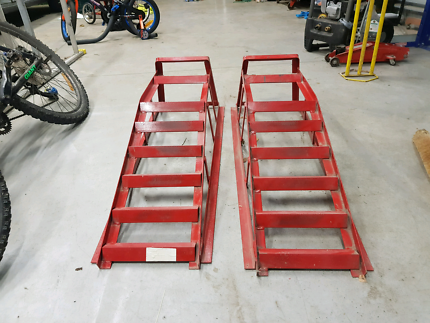 Stanfred 1000kg Car Ramps $60