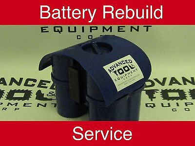 Rebuild Service Trimble Spectra Precision Physics Pipe Laser Battery Dg711 Dg511