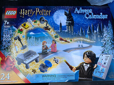 Lego Harry Potter Advent Calendar 2020 New Release! Ready To Ship