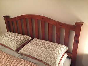 Queen Bed Frame Lilyfield Leichhardt Area Preview
