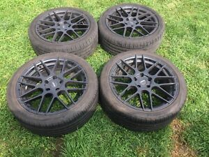 Mags Fast Rennen 5x114.3