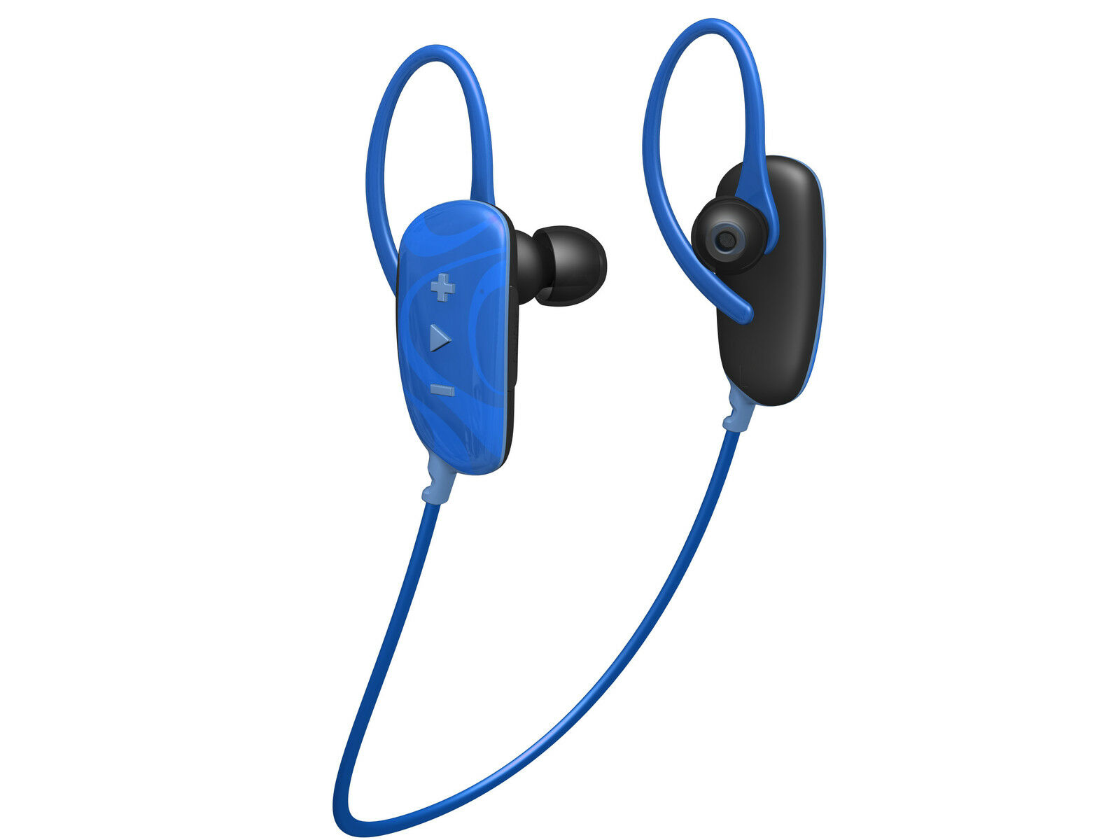 Jam Fusion in Ear Bluetooth Wireless Headphones With Mic - Blue for ... 8021cbca6a