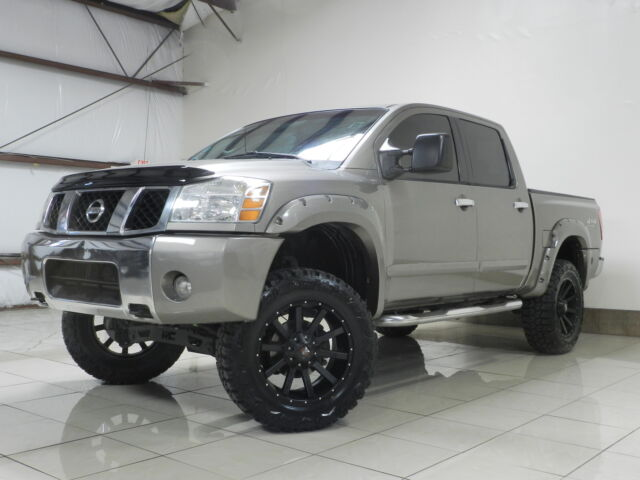 Image 1 of Nissan: Titan LIFTED…