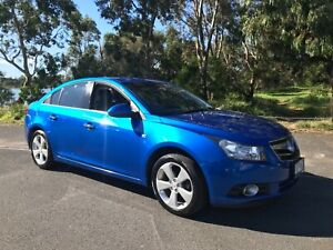 2009 Holden Cruze CDX sold with Roadworthy and September rego