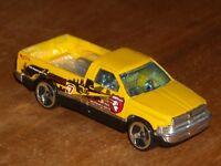 2018 HOT WHEELS Dodge Ram 1500 4x4 Skyjacker Pickup Truck HW HOT TRUCKS #298