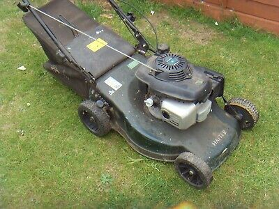 hayter motif 48 ,self drive honda engine petrol lawn mower