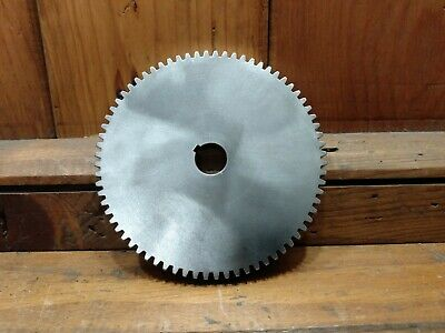 Logan Metal Lathe 72t Change Gear 58 Bore