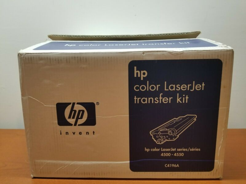 New Open Box Sealed Cartridge HP C4196A Transfer Kit 4500 Genuine  OEM